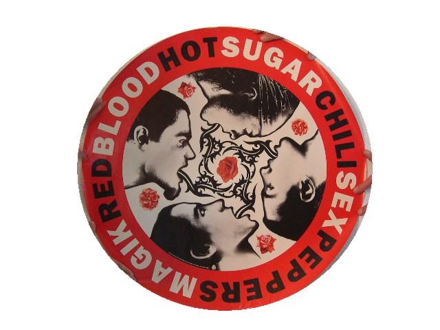 Blood sugar sex magik tour poster
