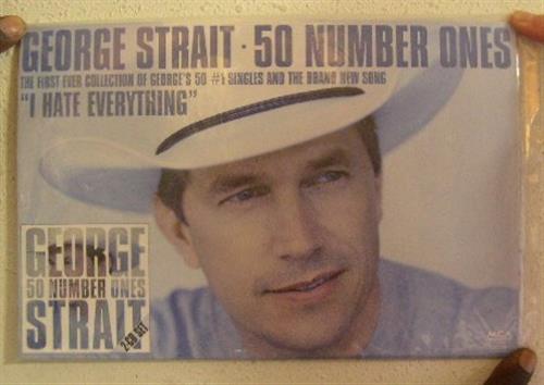 george strait 50 number ones - photo #10